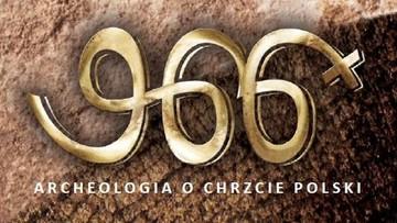 03-04-2016 17:25 Poznań: archeolodzy o 1050. rocznicy chrztu Polski