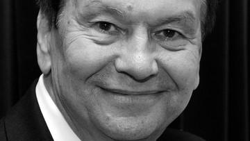 26-01-2016 17:40 Bogusław Kaczyński będzie miał państwowy pogrzeb