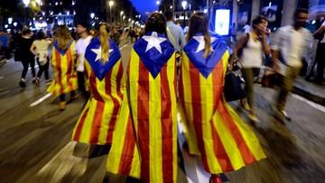 08-11-2017 14:04 Katalońskie partie proniepodległościowe bez paktu przez wyborami