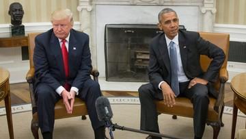 27-12-2016 12:12 Obama: mógłbym ponownie wygrać wybory