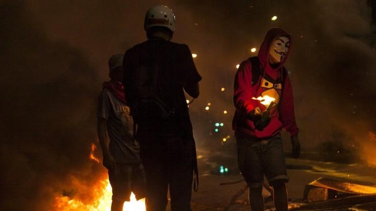 Kolejne ofiary antyrządowych demonstracji w Wenezueli