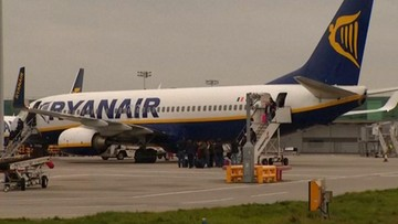 16-09-2017 13:30 Ryanair odwołuje loty. Aby poprawić punktualność
