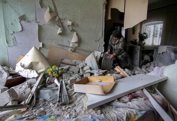 Ukraina: co najmniej 10 zabitych w ostrzale Mariupola