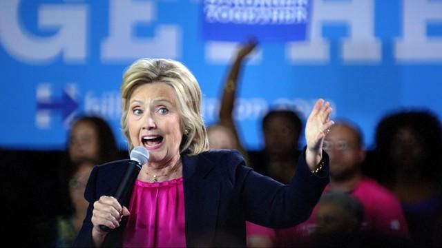 USA: Na swoje urodziny Hillary Clinton poszła na koncert Adele w Miami