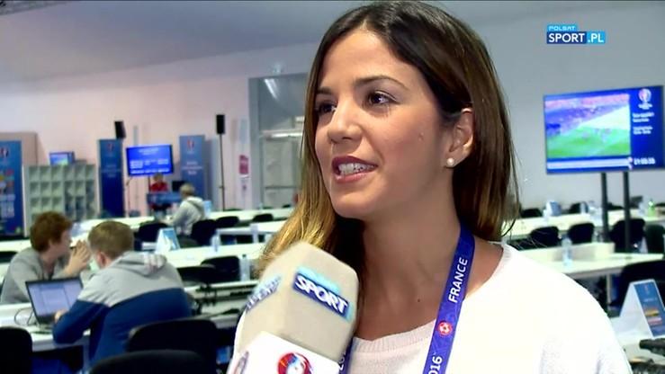 Wenezuelska dziennikarka: Ronaldo i Bale wymiękają przy Lewandowskim!