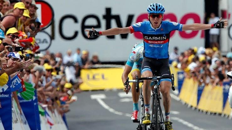 Martin wygrał 4. etap wyścigu dookoła Pekinu. Gilbert nadal liderem
