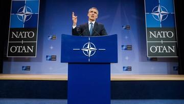 """14-02-2017 18:14 """"Na dobrej drodze"""". Szef NATO o rozmieszczeniu żołnierzy na wschodniej flance"""