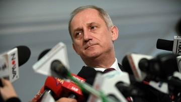 13-03-2017 14:16 Neumann: nie wierzę, że wezwanie Tuska odbyło się bez zgody prezesa PiS