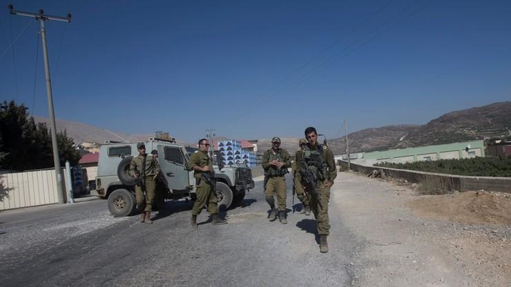 Izraelski nalot na placówkę wojsk rządowych w Syrii