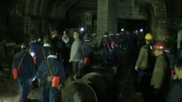Chiny: wybuch gazu w kopalni. Wielu zabitych, część górników wciąż pod ziemią