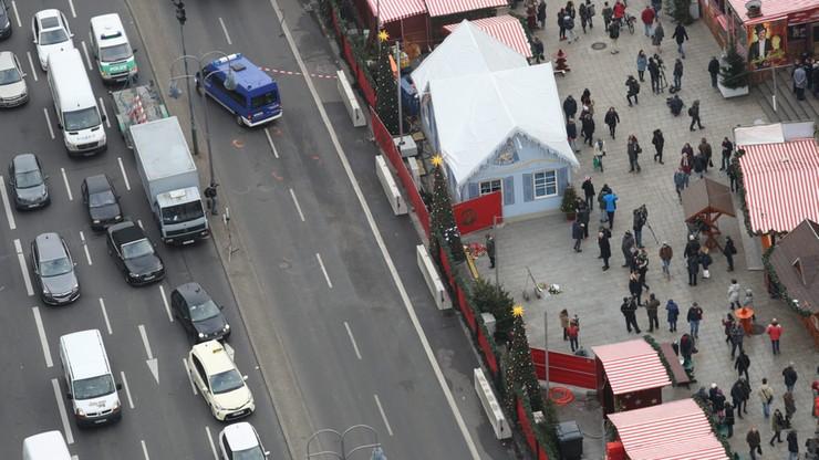 Media: śledczy sądzą, że zamachowiec jest nadal w Berlinie