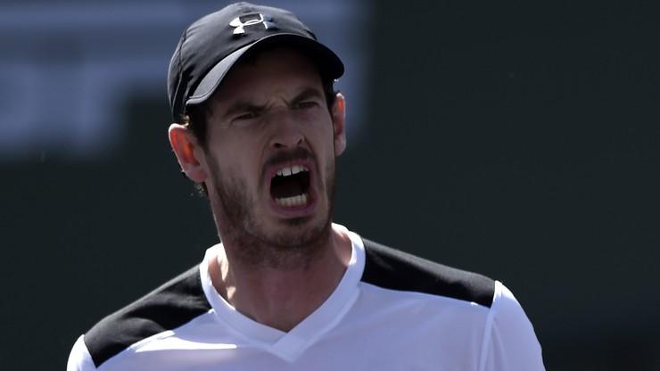 Indian Wells: Murray przegrał z Delbonisem w trzeciej rundzie