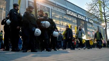 """11-04-2017 22:23 """"Ładunki wybuchowe poważne"""" - rzecznik policji"""