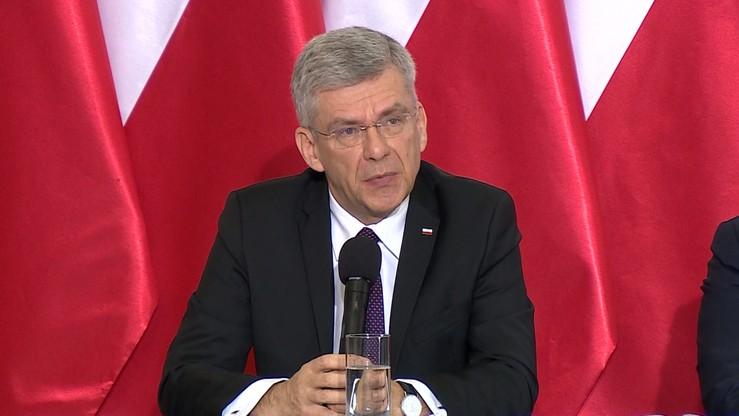 Karczewski: to, co się stało w Warszawie przy procesie reprywatyzacji, to jeden wieki skandal