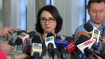Gasiuk-Pihowicz: to dobrze, żę procedura została wszczęta