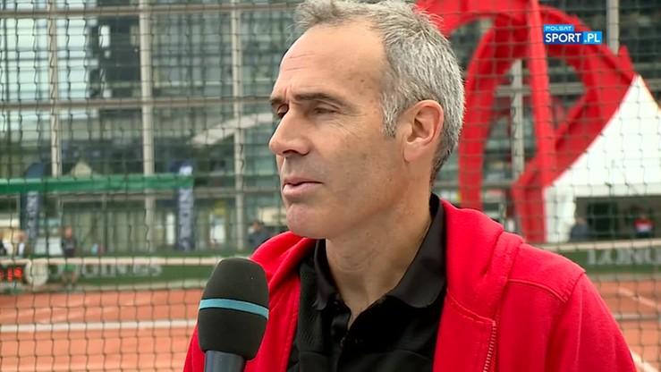 Corretja: Polskim tenisistom brakuje skuteczności