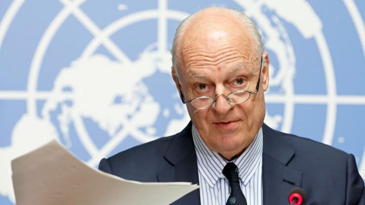Wysłannik ONZ: potrzebny udział Kurdów przy opracowywaniu konstytucji Syrii
