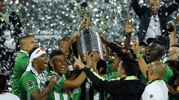 2016-07-28 Atletico Nacional triumfatorem Copa Libertadores