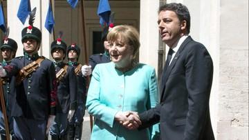 05-05-2016 16:37 Merkel: 250 tys. euro za uchodźcę to nie kara, ale forma lojalności