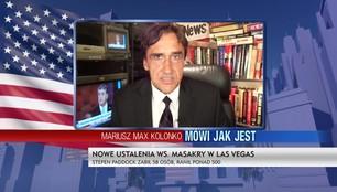 Mariusz Max Kolonko - Nowe fakty w sprawie masakry w Las Vegas