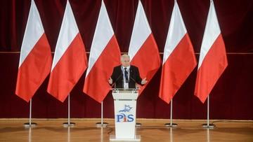 09-06-2016 11:43 Kaczyński: ustawa dot. TK mogłaby zostać uchwalona jeszcze w lipcu