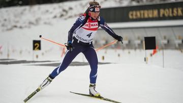 2016-01-14 PŚ w biathlonie: Dobry występ Guzik w biegu na 15 km