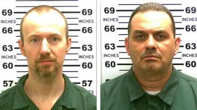 Jeden z więźniów zbiegłych z nowojorskiego więzienia zastrzelony