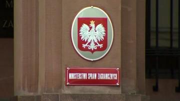 25-08-2016 15:00 Katarzyna Kacperczyk odwołana ze stanowiska wiceministra w MSZ