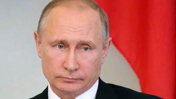 """""""Skrajnie cyniczne"""" sankcje. Putin: odpowiedź Rosji zależy od ich ostatecznego zakresu"""