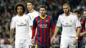 2015-11-21 Opancerzone El Clasico. Messi i Benzema gotowi
