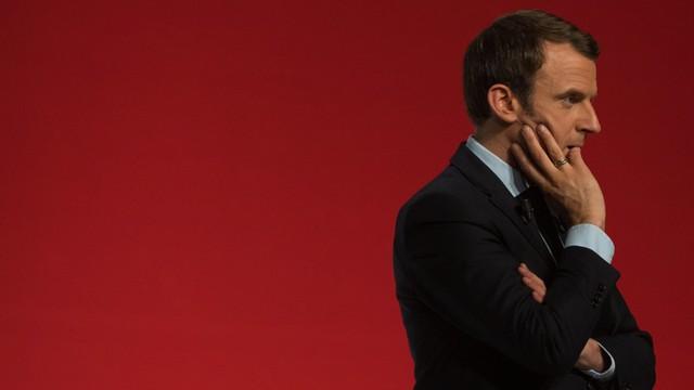 Macron oferuje pomoc Irakowi po kurdyjskim referendum