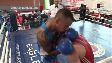 Czarnoskóry bokser ciężko pobity w nocnym klubie w Szczecinie. Został uderzony siekierą w plecy