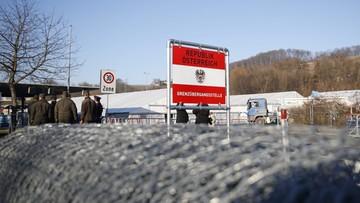 07-12-2015 18:56 Austria: powstaje pierwsze ogrodzenie w strefie Schengen