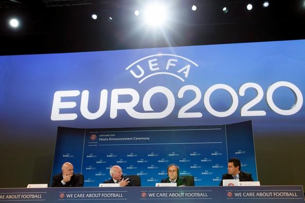 EURO 2020: Finał na Wembley. UEFA ogłosiła decyzję