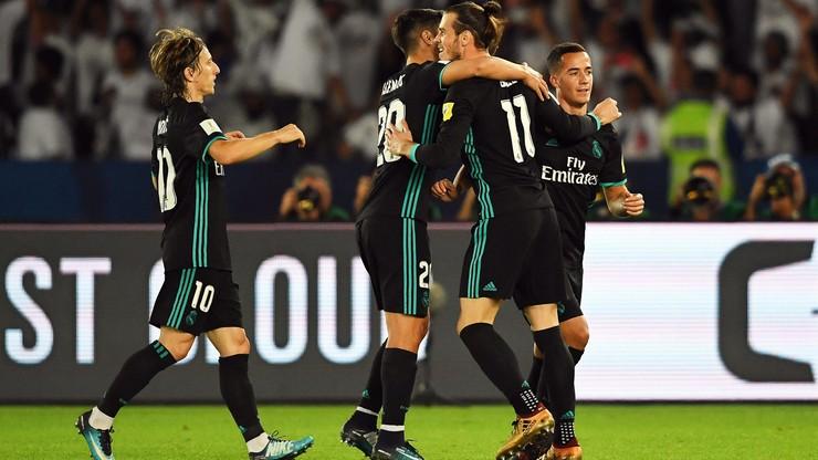 2017-12-13 Real pokonał Al Jazirę w półfinale Klubowych Mistrzostw Świata