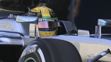 2016-11-11 GP Brazylii: Oba piątkowe treningi na Interlagos dla Hamiltona