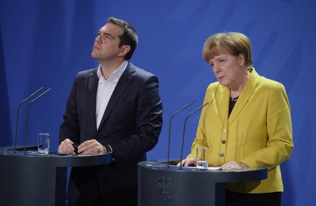Merkel: pragniemy silnej Grecji, nie dla reparacji