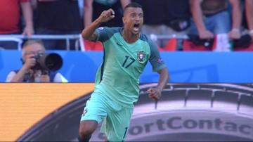 Węgry - Portugalia: Akcja gwiazd! Asysta Ronaldo, gol Naniego (WIDEO)