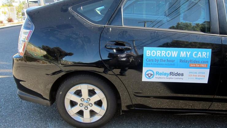Miejskie wypożyczalnie samochodów już w przyszłym roku