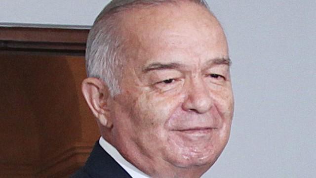 Zmarł prezydent Uzbekistanu Islam Karimow