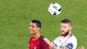 17-06-2016 11:28 Ronaldo do Islandczyka: chcesz moją koszulkę? A kim ty jesteś?