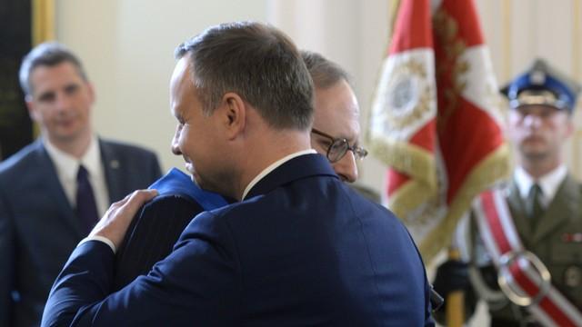 Duda odznaczył wiceszefa NATO