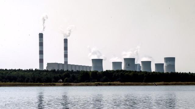 Trwa rozruch największego bloku elektrowni w Bełchatowie