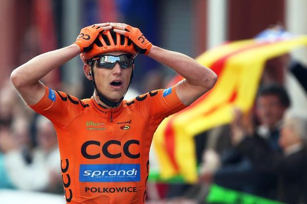 Dookoła Katalonii: Paterski wygrał pierwszy etap