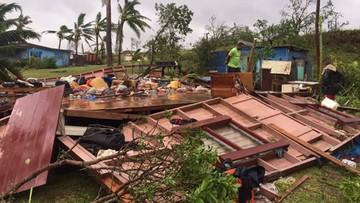 23-02-2016 05:28 Potężny cyklon spustoszył Fidżi