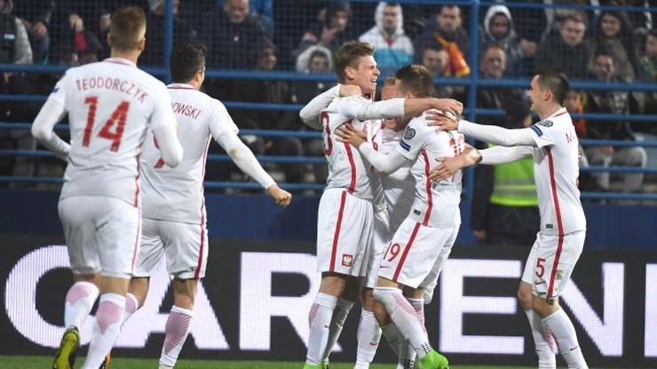 2017-03-26 Czarnogóra - Polska: Skrót meczu (WIDEO)