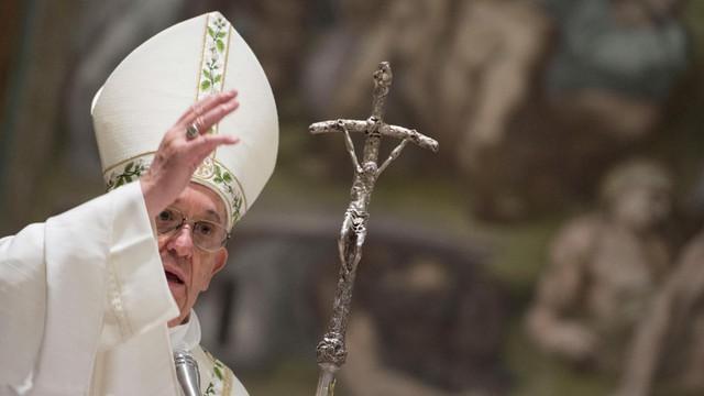 Papież: na migrantów należy patrzeć jak na ludzi, a nie rozbudzać obawy