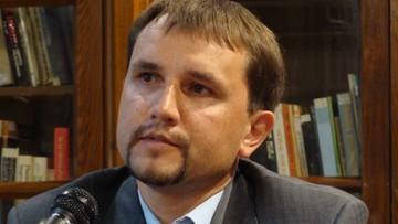 Prezes ukraińskiego IPN: Warszawa wciąga UE w grę przeciwko władzom w Kijowie