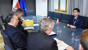 10-03-2017 20:43 Fico o szacunku dla premier Szydło i powodach głosowania na Tuska