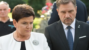"""31-08-2017 11:44 """"Dzisiaj solidarności jest nam bardzo potrzeba"""". Premier podczas obchodów Zbrodni Lubińskiej"""